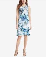 Karen Kane Printed Shift Dress