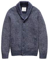 Banana Republic Heritage Honeycomb-Stitch Cardigan