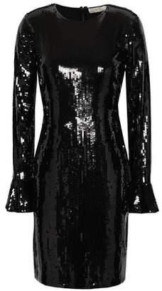 MICHAEL Michael Kors Sequined Stretch-jersey Mini Dress