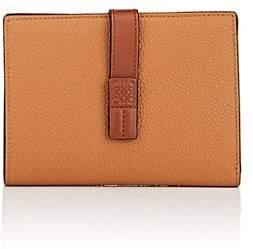 Loewe Women's Medium Leather Wallet - Camel