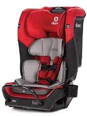 Diono Radian 3QX Ultimate 3 Across All-in-One Convertible Car Seat