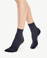 Ann Taylor Studded Socks