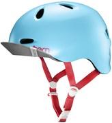 Bern Berkeley Bike Helmet with Visor - Removable Liner (For Women)