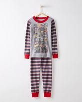 Hanna Andersson Star WarsTM Reads Long John Pajamas