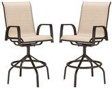 SONOMA Goods for LifeTM Coronado Patio Swivel Sling Chair 2-piece Set