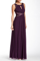 Decode 1.8 Beaded Jersey Gown 182159