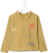Bobo Choses embroidered blouse