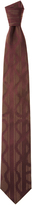 Vivienne Westwood Squiggle Tie Brown One Size