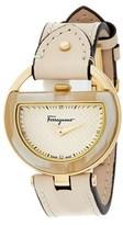 Salvatore Ferragamo Women's Diamond Watch.