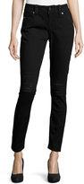 Miss Me Destroyed Skinny Jeans, Black