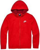 Nike Long-Sleeve Zip Fleece Hoodie - Boys 8-20