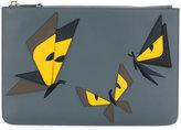 Fendi Butterfleye clutch bag