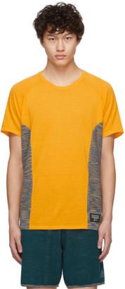 Missoni Adidas X adidas x Yellow Wool Cru T-Shirt