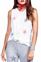 Lauren Moshi Star Tank Top