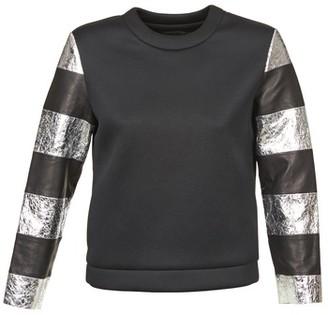 American Retro DOROTHY women's Sweatshirt in Black