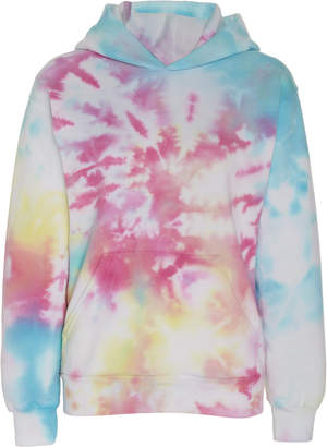 Dannijo Hailey Hand Dyed Cotton Hoodie