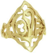 Cathy Waterman Love Ring - 22 Karat Gold