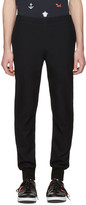 Paul Smith Navy Jogger Trousers