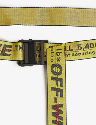 Off-White Industrial strap belt