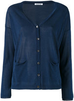 P.A.R.O.S.H. knitted cardigan - women - Cotton/Viscose - XS