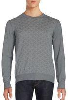Brioni Silk Blend Pullover