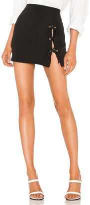 superdown x Chantel Jeffries Deidra Mini Skirt