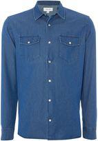 Soulland Marius Regular Fit Denim Shirt