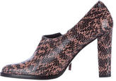 Freda Salvador Embossed Leather Boots