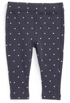 Tea Collection Polka Dot Pants (Baby Girls)