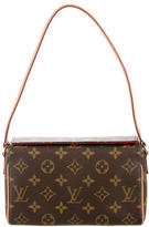 Louis Vuitton Monogram Recital Bag