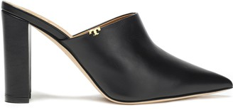 Tory Burch Leather Mules