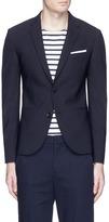Neil Barrett Slim fit stretch blazer