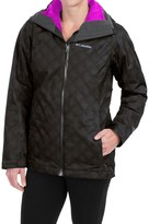 Columbia Whirlibird Interchange Omni-Heat® Omni-Tech® Jacket - 3-in-1 (For Women)