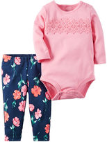 Carter's 2-Piece Bodysuit & Pant Set