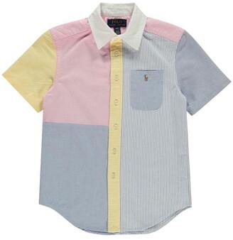 Polo Ralph Lauren Polo SS Block Shirt Jn02