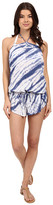 Lucky Brand Fireworks Romper Cover-Up