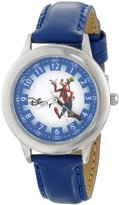Disney Kids' W000151 Goofy Stainless Steel Time Teacher Watch