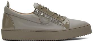 Giuseppe Zanotti Grey May London Birel Sneakers