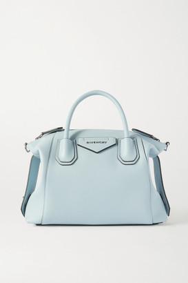 Givenchy Antigona Soft Small Leather Tote - Blue