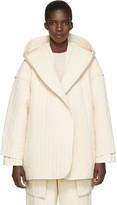 LAUREN MANOOGIAN Off-White Kendo Coat