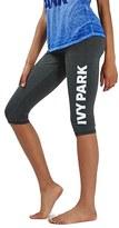 Ivy Park Logo Capri Leggings