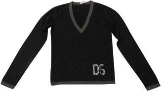 Dolce & Gabbana Grey Cashmere Knitwear for Women