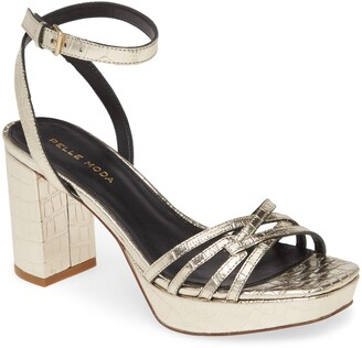 Pelle Moda Amy Ankle Strap Sandal