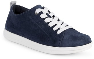 Geox Boy's Anthor Suede Sneakers