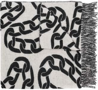 Études Magnolia scarf