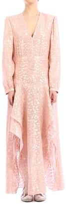 Stella McCartney Long Dress Pink