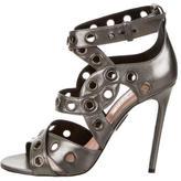 Barbara Bui Grommet-Embellished Sandals
