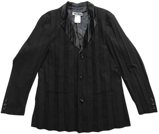 Issey Miyake Black Jacket for Women Vintage