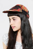 Urban Outfitters Patchwork 5-Panel Hat