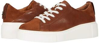 Paul Green Debbie Sneaker (Toffee Cognac Combo) Women's Shoes